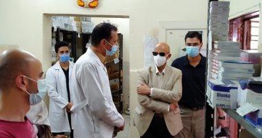 صور.. انطلاق أعمال المبادرة الرئاسية للأمراض المزمنة لليوم الثانى بالشرقية