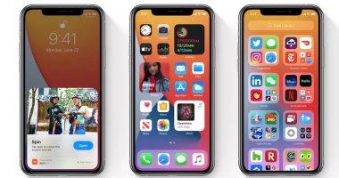 إيه الفرق .. أبرز الاختلافات بين نظامى iOS 14 وأندرويد 11 -