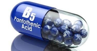 فوائد فيتامين ب5 عديدة منها تحسين صحة الجهاز الهضمى
