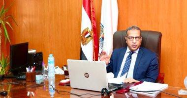 رئيس جامعة الأقصر ينعى ضحايا كورونا ويصدر عدة قرارات لخدمة الطلبة والعاملين