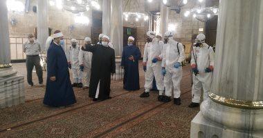 الأعلى للشئون الإسلامية: غلق أى مسجد مخالف وإحالة مسئوليه للتحقيق