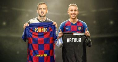 برشلونة يؤجل تقديم بيانيتش للأسبوع المقبل