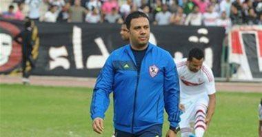 حمادة أنور: مواجهة الزمالك ونادى مصر صعبة لتركيز اللاعبين فى نهائى أفريقيا
