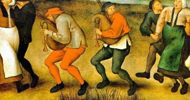طاعون الرقص ظهر فى عام 1518م .. هل هو لعنة أم حالة تسمم؟