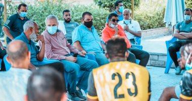 الإنتاج الحربى يتعادل سلبياً مع نادي مصر استعدادا لمواجهة الأهلي