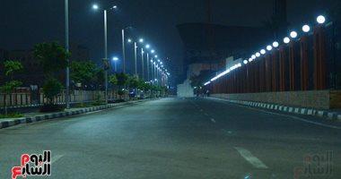 ضبط 3 الاف شخص اخترقوا حظر التجوال و2424 سيارة مخالفة