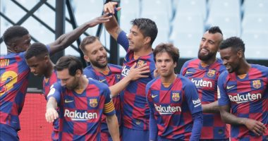 برشلونة يستضيف أتلتيكو مدريد فى قمة الدوري الإسباني تحت أنظار الريال