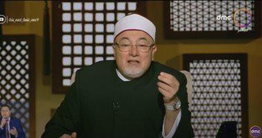 فيديو.. خالد الجندى: الكسل عن أداء العبادات مصيبة تمنع الرحمة وإجابة الدعاء