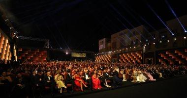 ياسنا دوريسيتش تفوز بجائزة أفضل ممثلة وعلى سليمان أفضل ممثل بختام الجونة