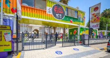 صور.. شارع 306 يفتح أبوابه للجمهور غدا بطاقة استيعابية 25%