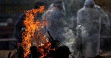 مصرع 8 مرضى بفيروس كورونا فى حريق بمستشفى غرب الهند