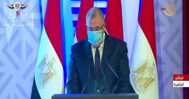 وزير الزراعة: مساحات الأراضى الصالحة للزراعة فى سيناء تصل لـ 850 ألف فدان