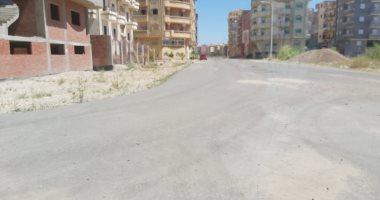 سكان دمياط الجديدة يطالبون برصف الشوارع.. والمدينة: الأعمال وفقا لبرنامج زمنى