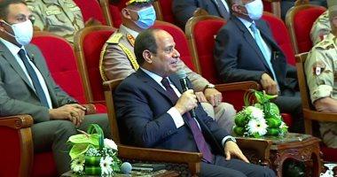 الرئيس السيسى يوجه بإطلاق اسم الفريق محمد العصار على أحد محاور القاهرة