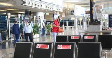 رئيس المطارات: تركيب 40 كاميرا حرارية بتكلفة 7 ملايين جنيه بمطار القاهرة
