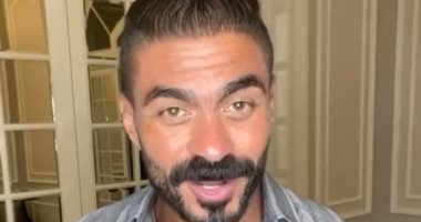 """خالد سليم يشكر متابعيه المشاركين فى تحدى """"اللى فات مات""""على تيك توك"""