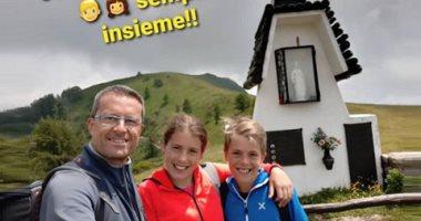 أب يقتل طفليه وينتحر انتقاما من زوجته فى إيطاليا.. صور