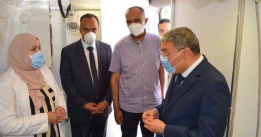إطلاق المبادرة الرئاسية 100 مليون صحة لمتابعة وعلاج الأمراض المزمنة بالمنيا