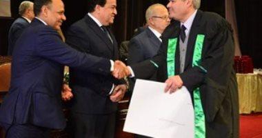 أكاديمية البحث العلمى تعلن فوز عالم مصرى بدرجة أستاذ شرفى بمعهد جورج جرين