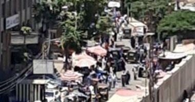شكوى من التكدس والزحام بسبب استمرار سوق الثلاثاء بمدينة كفر الزيات فى الغربية