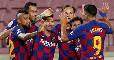 فياريال ضد برشلونة.. ميسي وسواريز وجريزمان فى هجوم البارسا