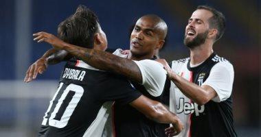 يوفنتوس يؤمن صدارة الدوري الإيطالي بثلاثية ضد جنوى