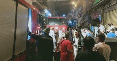 محافظة الاسكندرية: إخلاء 4 أطفال من حريق مسشتفى الولادة ولا وفيات -