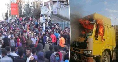 اعمال عنف فى أثيوبيا