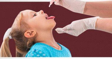 إطلاق الحملة القومية الثانية للتطعيم ضد شلل الأطفال اليوم ولمدة 4 أيام