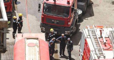 السيطرة على حريق داخل شقة سكنية فى المنيب دون اصابات