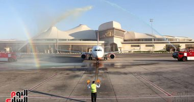 الطيران المدنى: 33 طائرة جديدة تنضم لأسطول مصر للطيران ووصول طائرة صديقة للبيئة