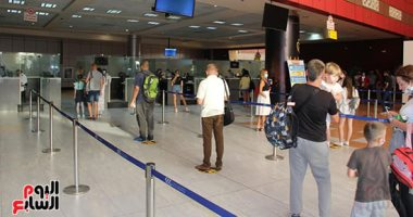 وصول 10 رحلات من أوكرانيا على متنها 1886 راكبا إلى مطار شرم الشيخ