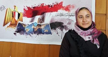 زوجة الشهيد أحمد منسى: ثورة 30 يونيو هى اختيار بين معسكر الوطنية والخيانة