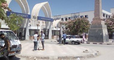رئيس جامعة المنيا: تخفيض ساعات المحاضرات الدراسية خلال شهر رمضان