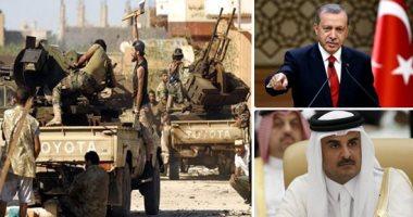 تقرير ألمانى: تركيا تسعى إلى جنى الأرباح فى ليبيا لإنقاذ اقتصادها المتعثر