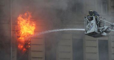 مقتل 10 أشخاص بعد حريق هائل بمبنى سكنى فى التشيك