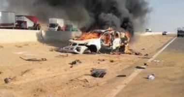 موجز المحافظات.. مصرع نجل سالم أبو لافى وإصابة نجل العرجانى بحادث بالإسماعيلية