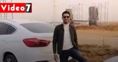نجل سالم أبو لافى يلحق بوالده بعد 3 سنوات من الاستشهاد.. فيديو