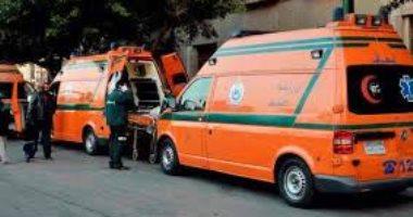 مصرع شخص وإصابة 8 آخرين فى حوادث متفرقة بمطروح
