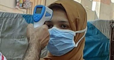 صحة أسوان: نقل طالبة ثانوية عامة لمستشفى الحميات للاشتباه بإصابتها كورونا