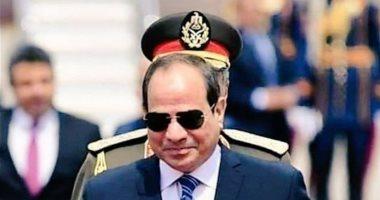 الشعب وراك يا سيسى .. رواد تويتر: 3 يوليو يوم عودة الكرامة -