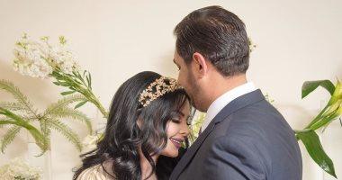 """""""لن يفرق الله بين اثنين لهما نفس النية"""".. ديانا كرازون تحتفل بعيد ميلاد زوجها"""