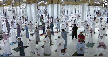 بث مباشر لشعائر صلاة الجمعة من المسجد النبوى
