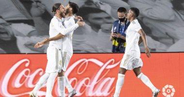 ريال مدريد يبتعد بصدارة الدوري الإسبانى بفوز صعب على خيتافى.. فيديو