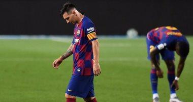 مفاجأة.. ميسي يهدد بالرحيل عن برشلونة ويوقف مفاوضات تمديد عقده