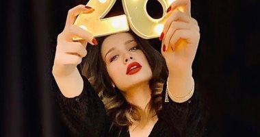 """بعد نجاحها فى""""بـ 100 وش""""..سارة التونسى للجمهور فى عيد ميلادها : أنتم أكبر هدية"""