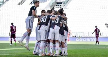 يوفنتوس يقهر تورينو فى الديربى ويغرد بصدارة الدوري الإيطالي