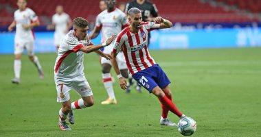 أتلتيكو مدريد يحافظ على المركز الثالث بثلاثية أمام ريال مايوركا.. فيديو