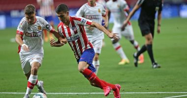 أتلتيكو مدريد يكتسح ريال مايوركا بثلاثية نظيفة في الدوري الإسباني