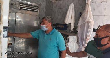 صور.. تحرير 39 مخالفة لمقاهى ومطاعم لمخالفتها الإجراءات الاحترازية بالمحلة